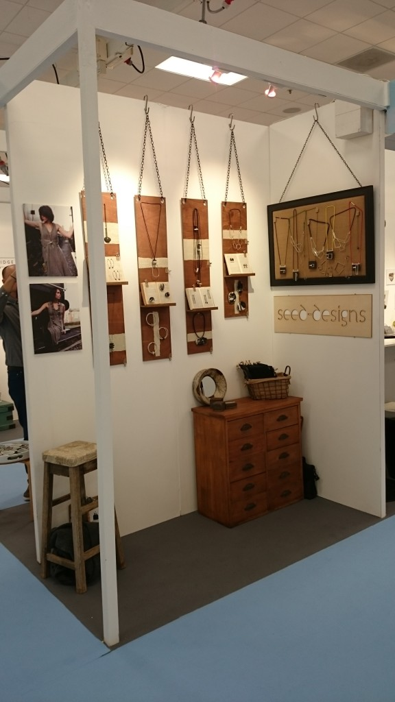 seed- designs at Top Draw in London